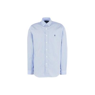 POLO RALPH LAUREN シャツ ブルー S コットン 100% シャツ