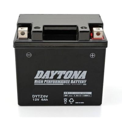 デイトナ D98308 ハイパフォーマンスバッテリー DYTZ6V