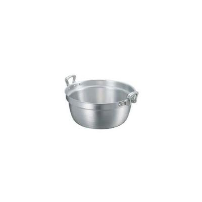 アルミ キング 打出 料理鍋(目盛付)24cm 0137200