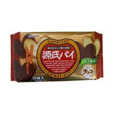 三立製菓 源氏パイチョコ 10枚×12入