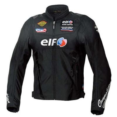 EL-9247 ELF エルフ EL-9247 Vittoria Sport Jacket ブラック S〜4Lサイズ