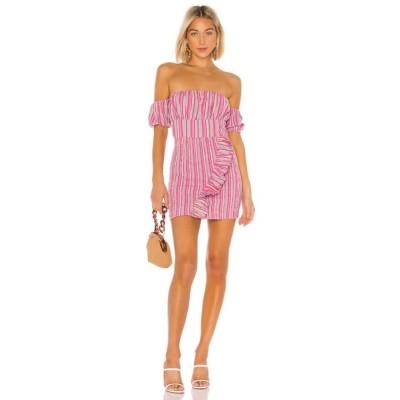 トゥラロサ Tularosa レディース ワンピース ワンピース・ドレス Tiffany Dress Purple Multi