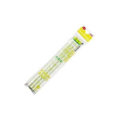ナノダイヤ鉛筆 6591 NDST 緑 2B 3本パック 【10パックセット】 取寄品 三菱鉛筆 K65912B
