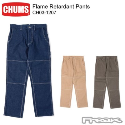 CHUMS チャムス メンズ パンツ CH03-1207<Flame Retardant Pants フレイムリターダントパンツ>※取り寄せ品