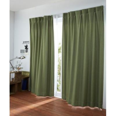 【送料無料!】ピンストライプ柄遮光カーテン ドレープカーテン(遮光あり・なし) Curtains, blackout curtains, thermal curtains, Drape(ニッセン、nissen)