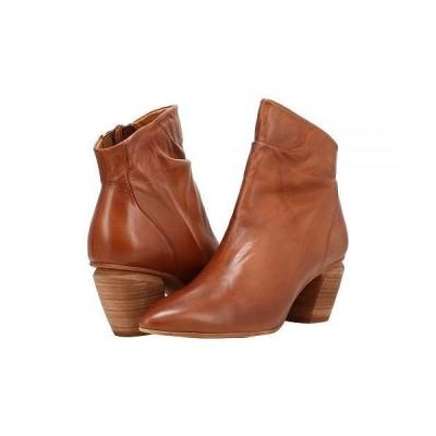 Miz Mooz ミズムーズ レディース 女性用 シューズ 靴 ブーツ アンクル ショートブーツ Abyss - Brandy
