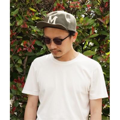 MIG&DEXI / Mighty Shine / アッパーメッシュキャップ / UPPER MESH CAP MEN 帽子 > キャップ