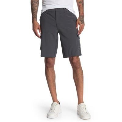 オークリー メンズ カジュアルパンツ ボトムス Hybrid Pockets Shorts GREY SLATE