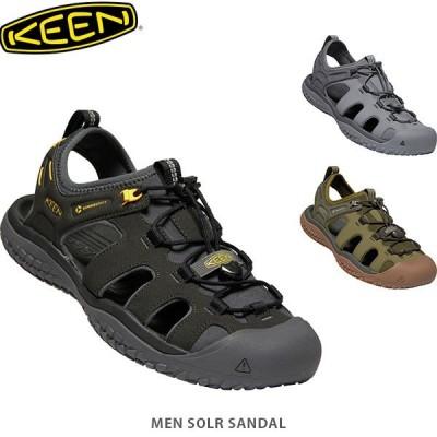 KEEN キーン サンダル メンズ ソーラー サンダル MEN SOLR SANDAL KEE0229 国内正規品