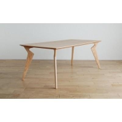 AL099【開梱・設置】ヴォルド テーブル160cm ナチュラル
