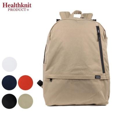 Healthknit ヘルスニット バックパック リュック 撥水 多収納 メンズ レディース バッグ