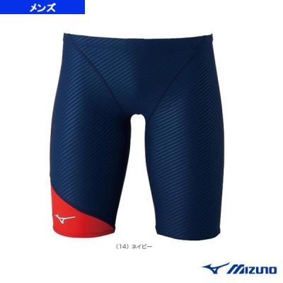 ミズノ 水泳ウェア(メンズ/ユニ)  EXER SUITS/エクサースーツ/ハーフスパッツ/メンズ(N2MB0064)