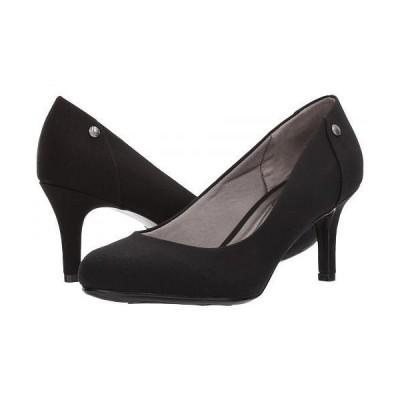LifeStride ライフストライド レディース 女性用 シューズ 靴 ヒール Lively - Black Micron
