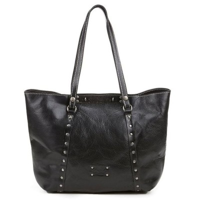 パトリシアナシュ レディース トートバッグ バッグ Leather Benvenuto Studded Convertible Tote Bag