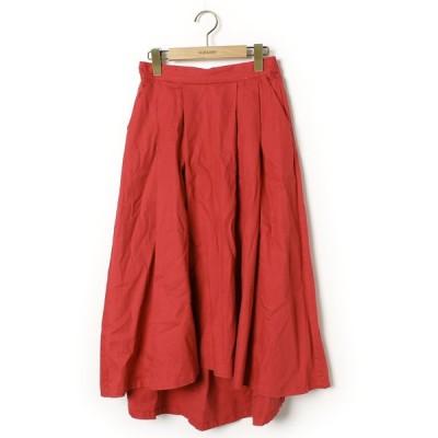 スカート 【Riche glamour】フレアスカート