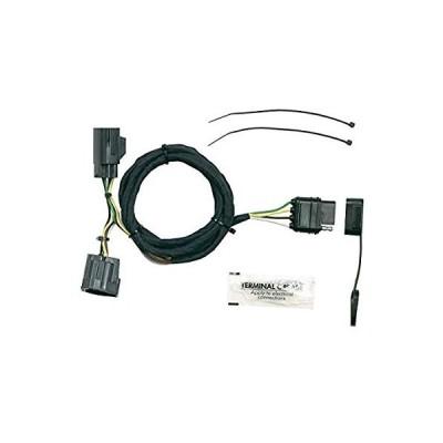 全国送料無料 Hopkins 42635 Plug-In Simple Vehicle to Trailer Wiring Kit