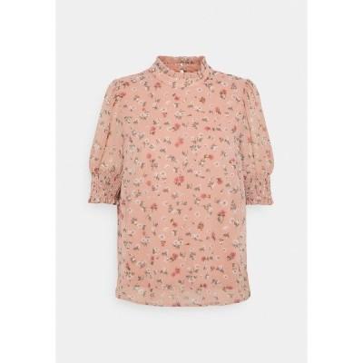 ヴェロモーダ シャツ レディース トップス VMYARA - Print T-shirt - misty rose/yara