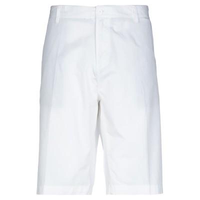 JASPER REED バミューダパンツ ホワイト 56 コットン 100% バミューダパンツ