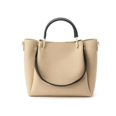 ◆3WAYポーチイントートバッグ