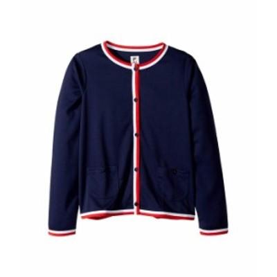フィラ レディース コート アウター Heritage Jacket Navy/White/Chinese Red