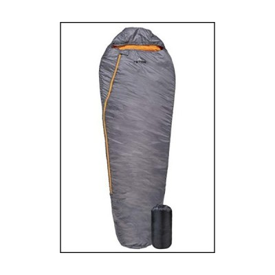 TETON Sports Outpost Rectangular Sleeping Bag; Perfect for Warm Weather Backpacking, Camping, and Sleepovers; Lightweight, 2-in-1 Sleeping Bag Becomes