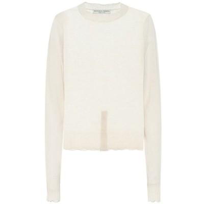 ボッテガ ヴェネタ Bottega Veneta レディース ニット・セーター トップス cashmere sweater Toile