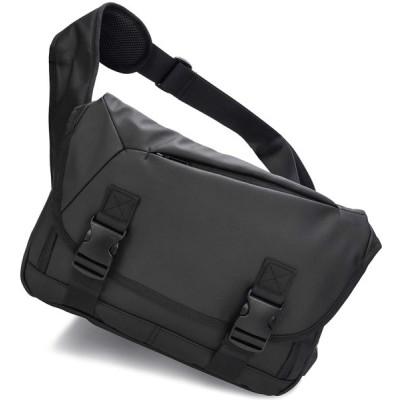 大容量 メッセンジャーバッグ 防水 メンズ ショルダーバッグ 37cm 適切なサイズ 斜めがけ 充電可 ワンショルダーバッグ メンズ A4収納 A4
