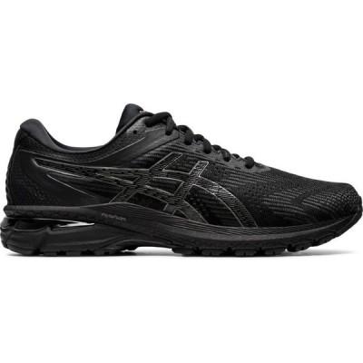 アシックス Asics メンズ ランニング・ウォーキング シューズ・靴 GT 2000 Running Shoes Black/Black