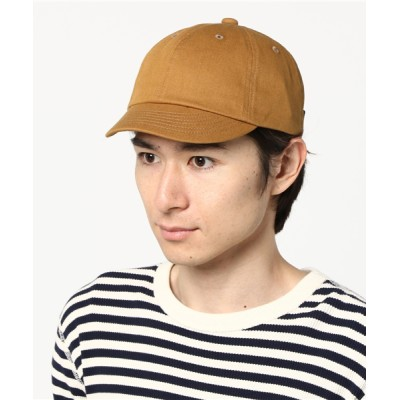 atmos pink / Basiquenti Short Mil Cap_rvu MEN 帽子 > キャップ