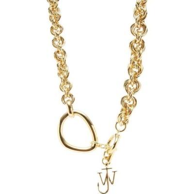 J.W.アンダーソン JW Anderson レディース ネックレス チョーカー ジュエリー・アクセサリー Oversized Link Chain Choker Gold