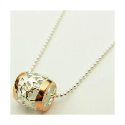 ハワイアンジュエリー jewelry ペンダントトップ ネックレス レディース シルバー925 ホヌ HONU 亀 カメ バレル 樽型 チューブ ピンクゴールドコーティング