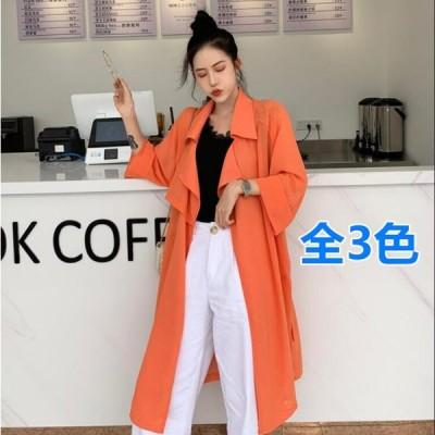大きいサイズ シフォン サマーカーディガン レディース テーラードジャケット 紫外線対策 スーツジャケット  7分袖UVカット 夏服アウター 薄手 UV対策  婦人服