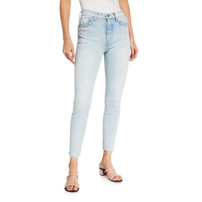 ガールフレンド レディース デニムパンツ ボトムス Karolina Ankle Skinny Jeans