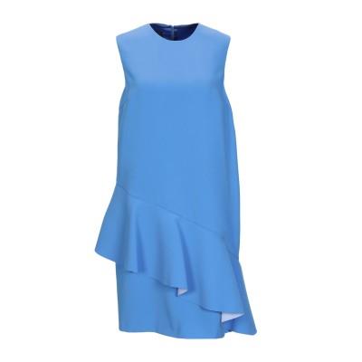 ピンコ PINKO ミニワンピース&ドレス パステルブルー 40 ポリエステル 100% ミニワンピース&ドレス