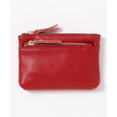 Fun & Daily / F&D : Twin Zip Compact Wallet WOMEN 財布/小物 > 財布