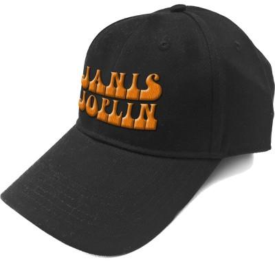 JANIS JOPLIN ジャニスジョプリン - Orange Logo / キャップ / メンズ 【公式 / オフィシャル】