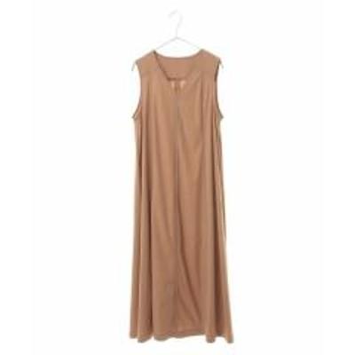 HIROKO BIS(ヒロコビス)【洗濯機で洗える】ピンキングデザインジャンパースカート【お取り寄せ商品】