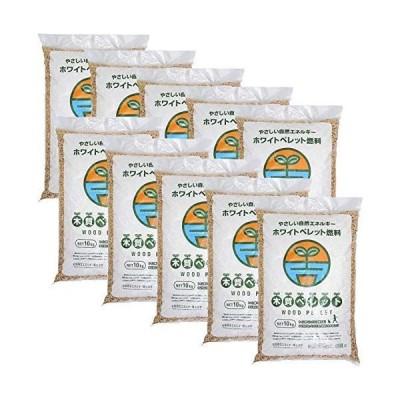 岩国再生エネルギー ホワイトペレット 100kg (10kg×10袋)
