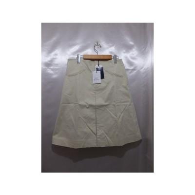 Ralph Lauren ラルフローレン フレアスカート サイズ7f ベージュ