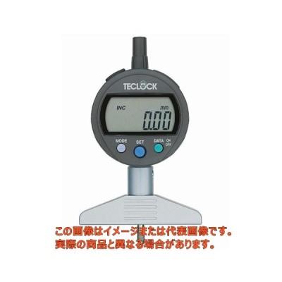 デジタルデプスゲージ【DMD-213J テクロック】