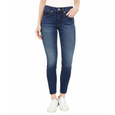 ラッキーブランド レディース デニムパンツ ボトムス Mid-Rise Ava Skinny Jeans in Clarent Ct Clarent