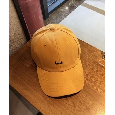 ショップにこにこ / シンプルロゴ入りキャップ WOMEN 帽子 > キャップ