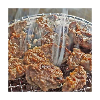 焼肉 牛 中落ちカルビ 塩だれ カルビ 霜降り やわらか 焼き肉 200g BBQ バーベキュ 惣菜 おつまみ 家飲み グリル ギフト 肉