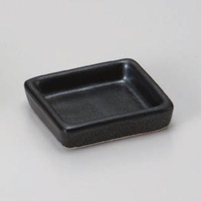 黒一品皿 和食器 珍味 業務用 約6.2cm 和食 和風 先付 小鉢 小 ミニ鉢 前菜 珍味入れ 付出し 松花堂 弁当
