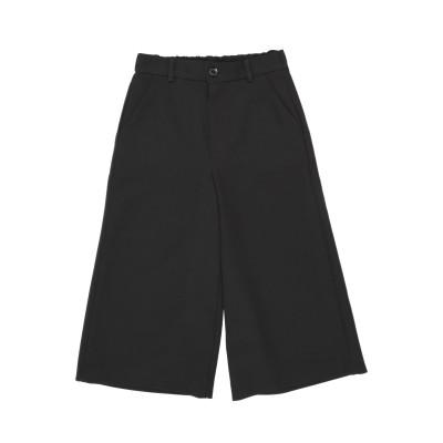 コッカ KOCCA パンツ ブラック 6 ポリエステル 90% / ポリウレタン 10% パンツ