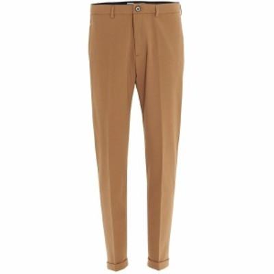 DEPARTMENT FIVE/デパートメント ファイブ Beige Prince Classic pants メンズ 秋冬2020 U21P15F2126806 ju