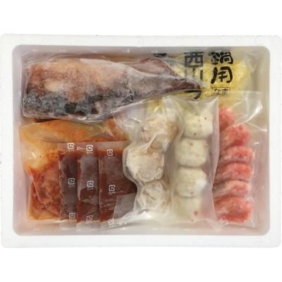 御歳暮 北海道 海鮮キムチ鍋 0080192