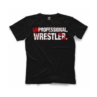 ジミー・ジェイコブス Tシャツ「JIMMY JACOBS Unprofessional Wrestler Tシャツ」アメリカ直輸入プロレスTシャツ