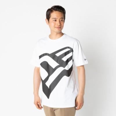 ニューエラ メンズ 半袖Tシャツ 12325132 スポーツウェア : ホワイト NEW ERA 0529T