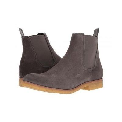Supply Lab サプライラボ メンズ 男性用 シューズ 靴 ブーツ チェルシーブーツ Jared - Grey Suede